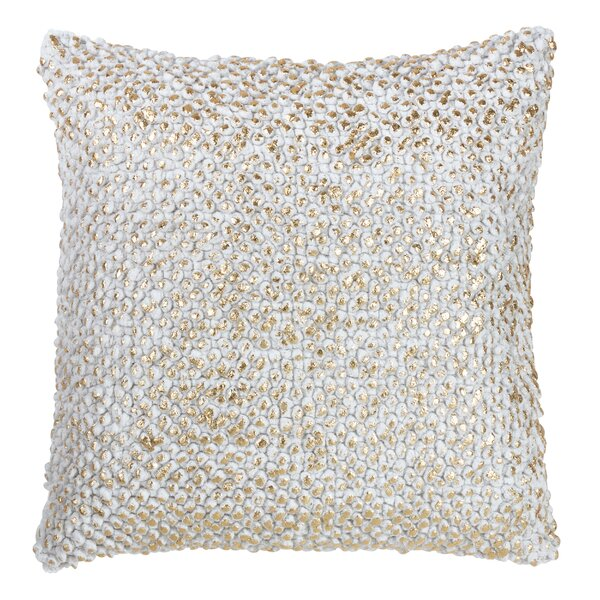 Azu Down Filled Cotton Throw Pillow by Gracie Oaks