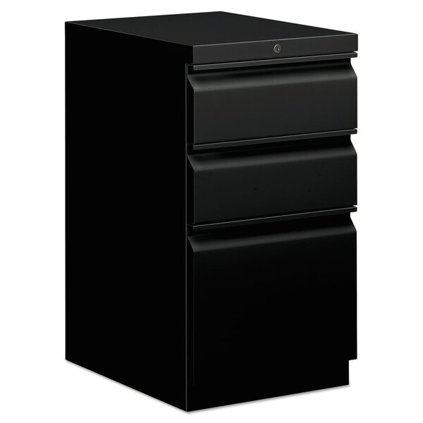 3-Drawer Mobile Vertical Filing cabinet by HON