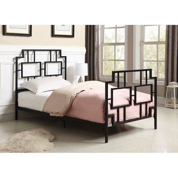 Burnsville Twin Panel Bed by House of Hampton