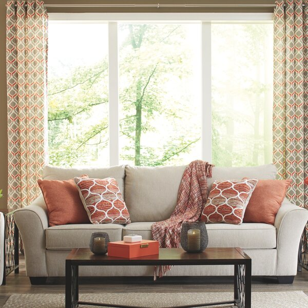 Shop The Best Selection Of Pauline Nuvella Sofa by Rosecliff Heights by Rosecliff Heights