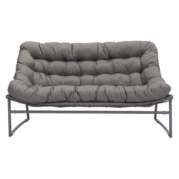 Repp Patio Sofa with Cushion by Brayden Studio Brayden Studio