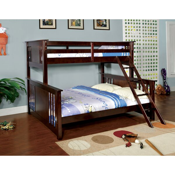 Cordova Twin Over Full Bunk Bed by Harriet Bee
