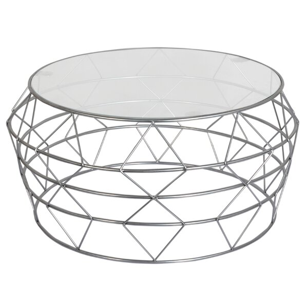 Gideoon Coffee Table by Everly Quinn