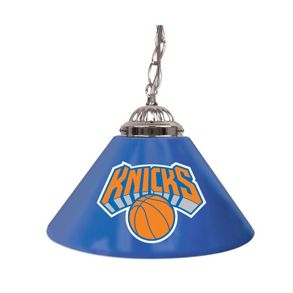 NBA Single Bar Lamp by Trademark Global