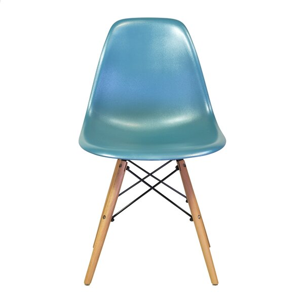 Fremont Mid-Century Modern Retro Dining Chair by Wrought Studio