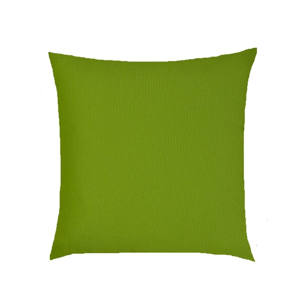 Dover Indoor/Outdoor Knife Edge Sunbrella Throw Pillow (Set of 2) by Darby Home Co