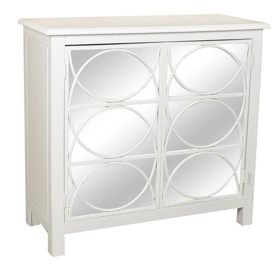 Robin 2 Door Accent Cabinet by Crestview Collection