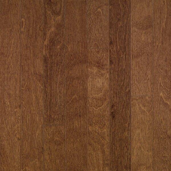 Turlington 5 Engineered Birch Hardwood Flooring in Clove by Bruce Flooring