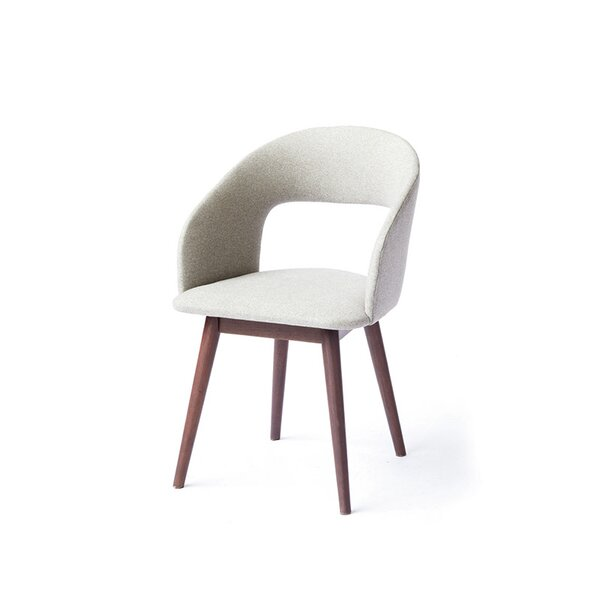 Deshawn Upholstered Dining Armchair by Corrigan Studio