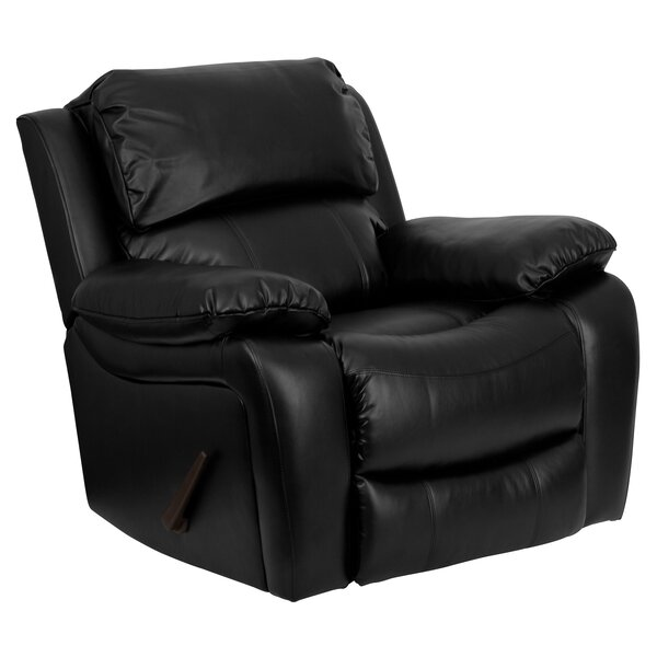 Joannes 21 Manual Rocker Recliner Red Barrel Studio RDBT8958