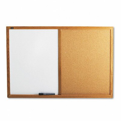 Wall Mounted Combo Board by Quartet®