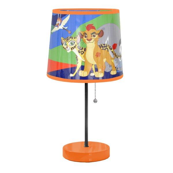 Lion Guard 20 Table Lamp by Idea Nuova
