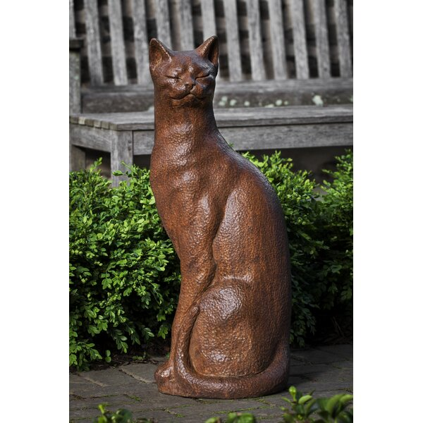 Checkers Statue by Campania International