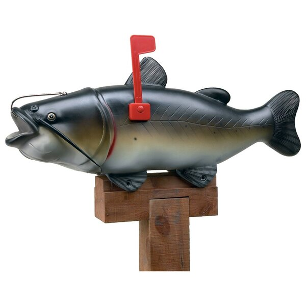Catfish Mailbox by River's Edge Products