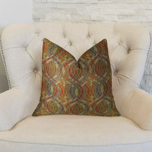 Rudi Handmade Luxury Pillow by Orren Ellis