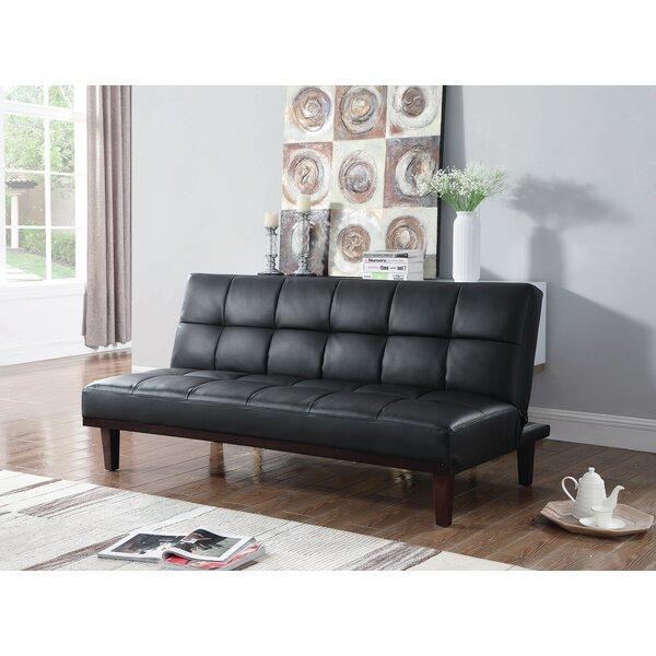 Engleman Upholstered Tufted Sleeper by Ebern Designs