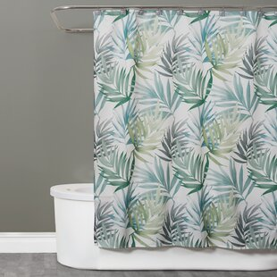 Compare prices Pittman Fabric Shower Curtain ByBay Isle Home