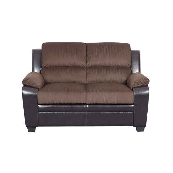 Cheap Good Quality Wes Loveseat by Red Barrel Studio by Red Barrel Studio
