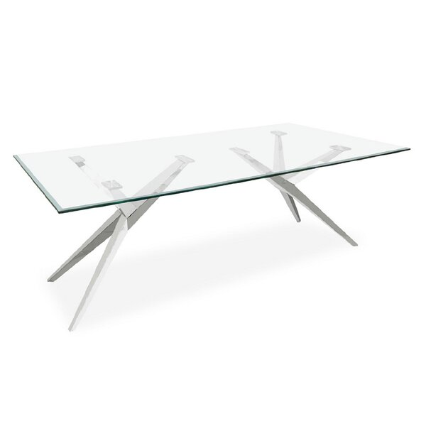 Abingd Dining Table by Orren Ellis