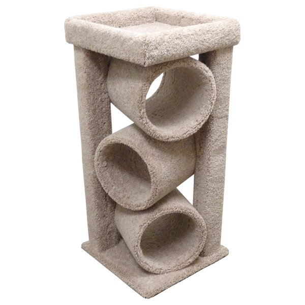 44 Premier Triple Cat Perch by New Cat Condos