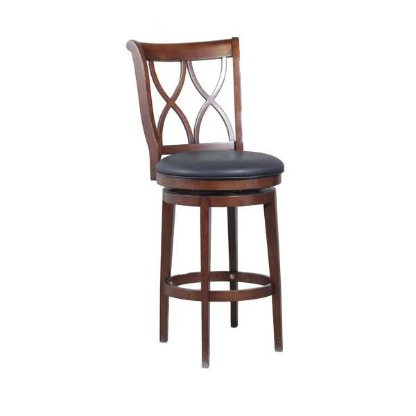 Spoonbill 30 Swivel Bar Stool by Bay Isle Home