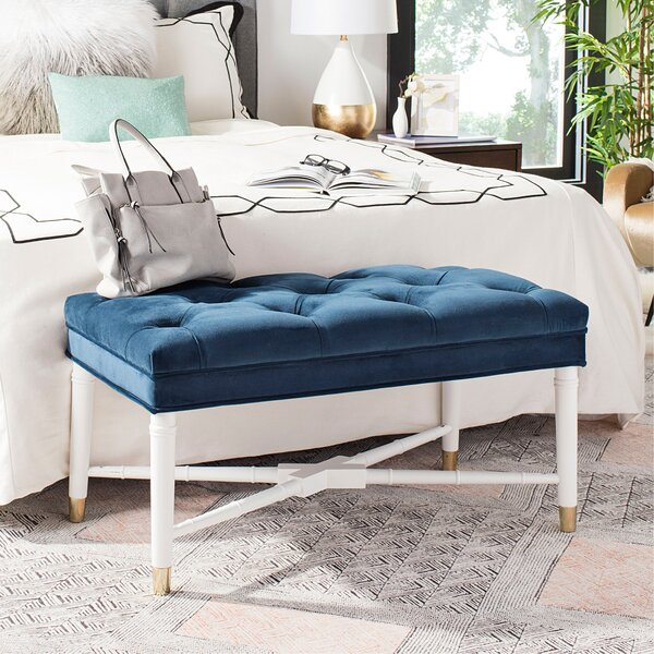 Dexter Tufted Bench by Mercer41