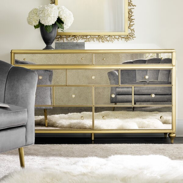 Bewitch 9 Drawer Dresser by Cynthia Rowley