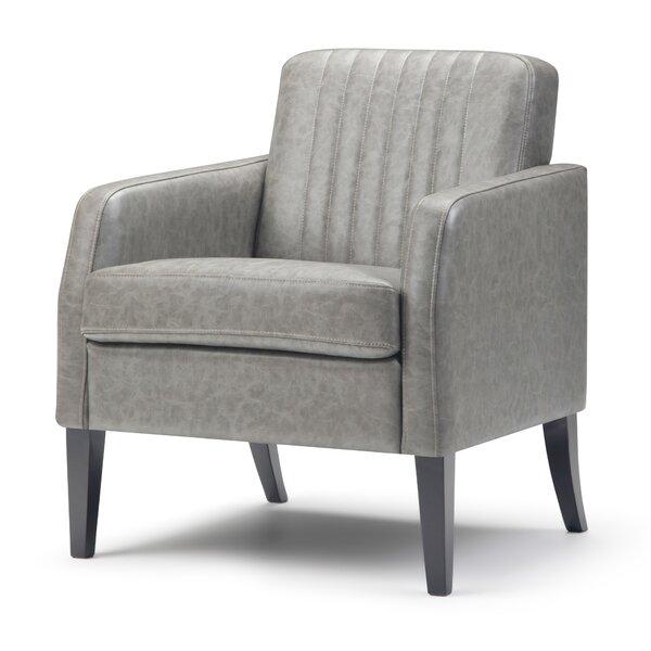 Sulligent Armchair by Williston Forge