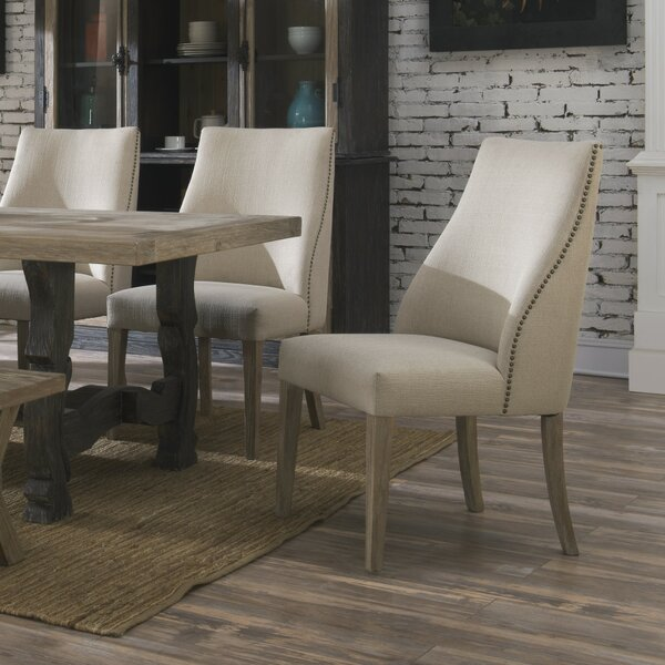 Lorna Upholstered Dining Chair (Set of 2) by Lark Manor