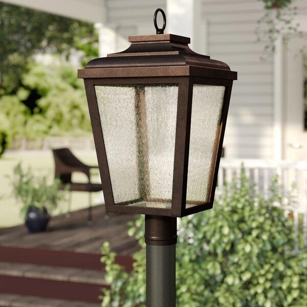 Mayhugh 1-Light LED Lantern Head by Three Posts