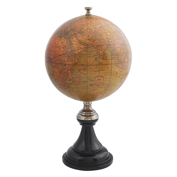 Versailles Globe in Bronze and Brass by Authentic Models