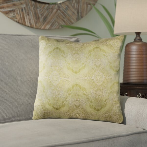 Antram Silk Throw Pillow by Bungalow Rose