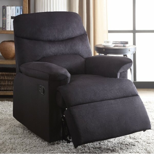 Demagu Comfy Manual Recliner by Ebern Designs