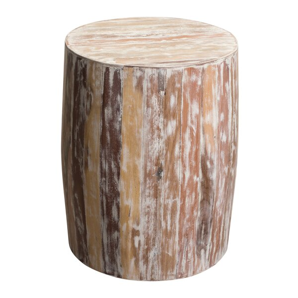 Maddison End Table by Millwood Pines