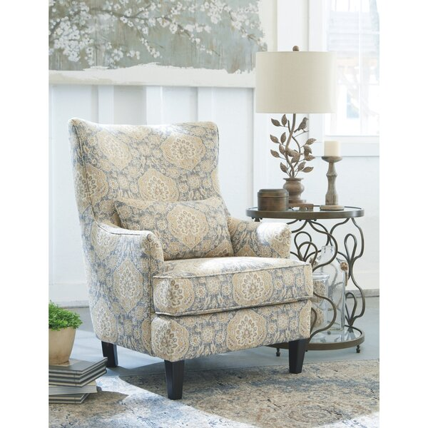 Beckmann Wingback Chair by Darby Home Co