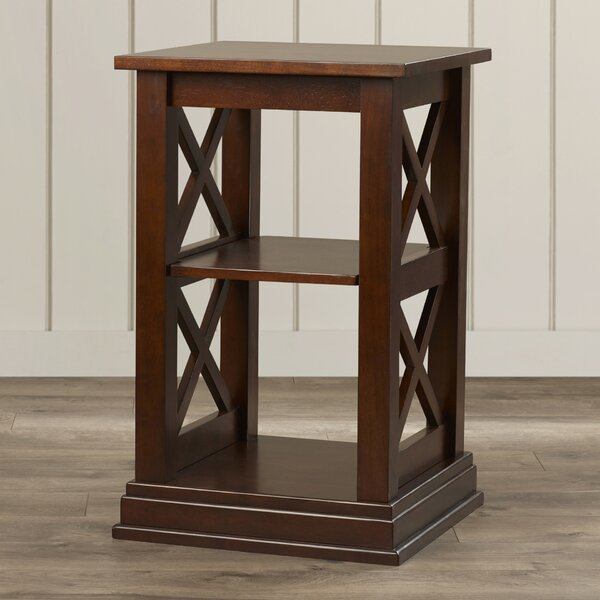 Enfield End Table by Breakwater Bay