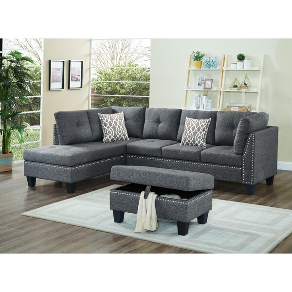 Best Design Farallones Sectional with Ottoman Spectacular Sales for