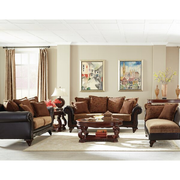 Marmont Configurable Living Room Set by Astoria Grand