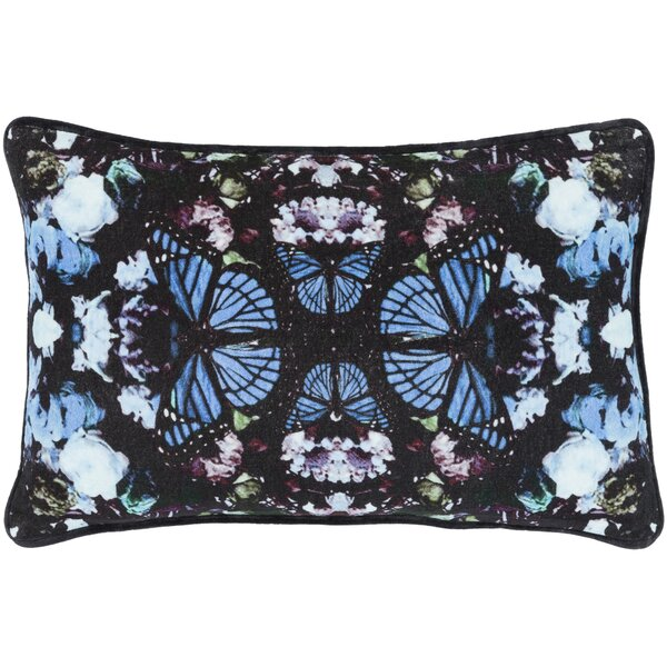 Moshe Cotton Pillow Cover by World Menagerie