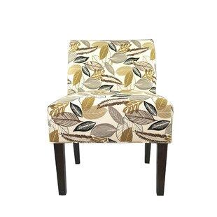 Brannan Button Slipper chair by Winston Porter