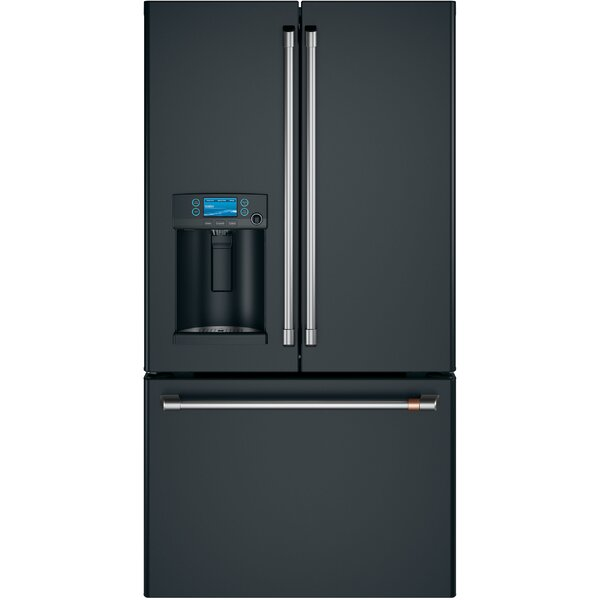 22.2 cu. ft. Counter-Depth French-Door Refrigerator with Hot Water Dispenser by Café™