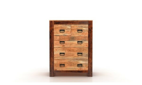 Rosehill 5 Drawer Chest by Loon Peak
