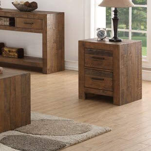 Mccart End Table with Storage ByGracie Oaks