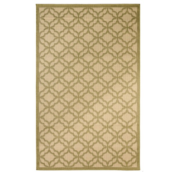 Kevan Green Indoor/Outdoor Area Rug by Darby Home Co