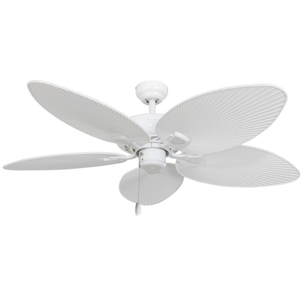52 Pavel 5-Blade Indoor Ceiling Fan with Remote by Beachcrest Home