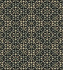 Bevill Black Area Rug by Wrought Studio
