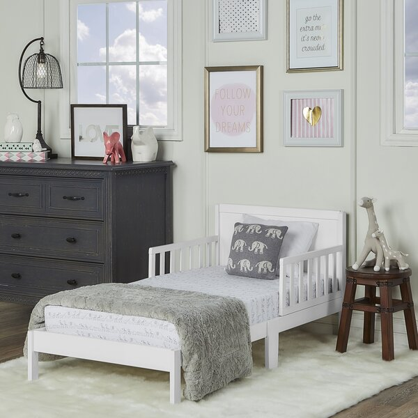 Robidoux Toddler Bed by Harriet Bee