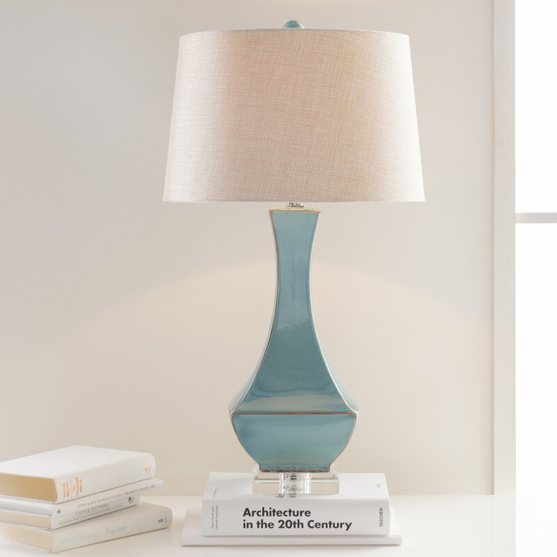 "ironwood 30"" table lamp & reviews 