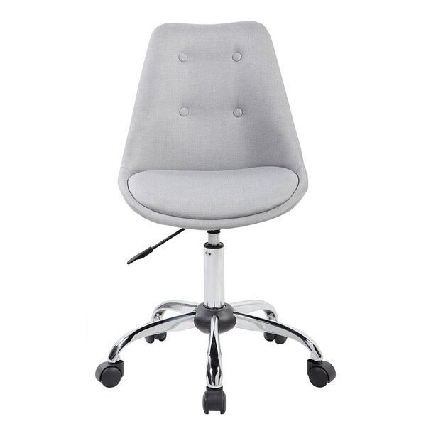 Esteves Mid-Back Desk Chair by Wrought Studio