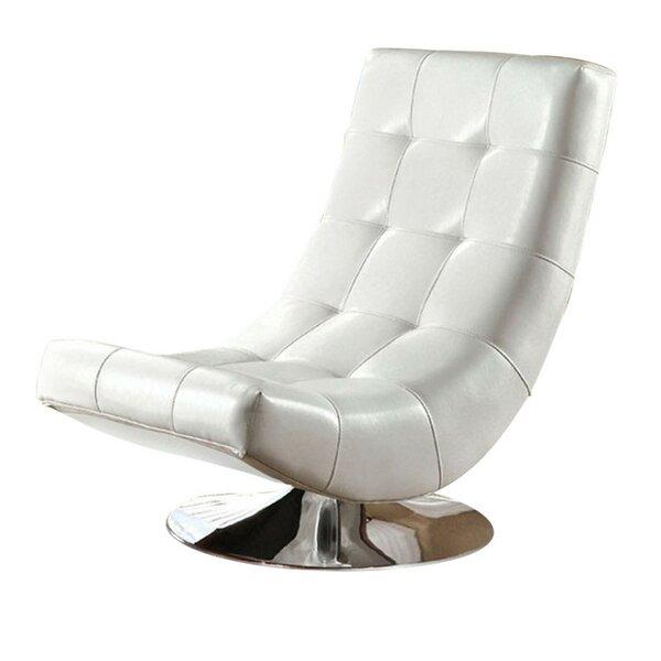Ivanna Swivel Lounge Chair by Orren Ellis